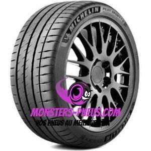 Pneu Michelin Pilot Sport 4 SUV 345 30 20 106 Y Pas cher chez Monsters Pneus