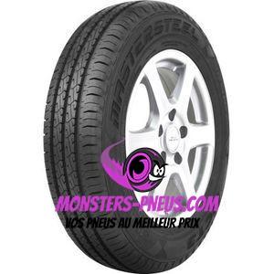 Pneu Mastersteel MCT3 185 70 13 106 N Pas cher chez Monsters Pneus