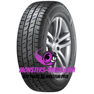 Pneu Hankook Winter I*Cept LV RW12 225 70 15 112 R Pas cher chez Monsters Pneus