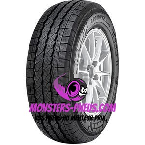 Pneu Radar Argonite Alpine 235 65 16 121 R Pas cher chez Monsters Pneus