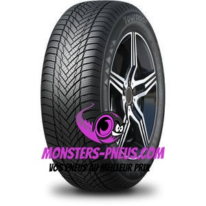 Pneu Tourador Winter PRO TS1 195 65 15 95 T Pas cher chez Monsters Pneus