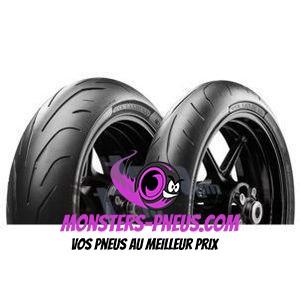 Pneu Avon 3D Ultra EVO AV79 130 70 16 61 W Pas cher chez Monsters Pneus