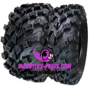 Pneu Pitbull Tires Growler XOR 26 11 12 55 J Pas cher chez Monsters Pneus