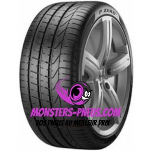 Pneu Pirelli Pzero 275 35 19 96 Y Pas cher chez Monsters Pneus