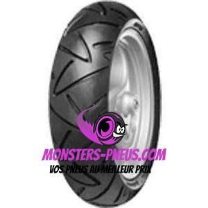 Pneu Continental ContiTwist 130 70 12 62 P Pas cher chez Monsters Pneus