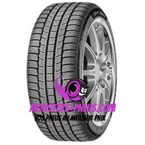 Pneu Michelin Pilot Alpin PA2 295 30 19 100 W Pas cher chez Monsters Pneus