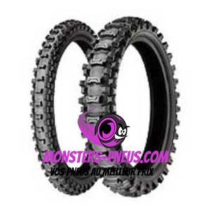 Pneu Michelin Starcross MS3 2.5 0 12 36 J Pas cher chez Monsters Pneus