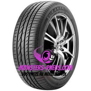 Pneu Bridgestone Turanza ER300 225 45 18 95 W Pas cher chez Monsters Pneus