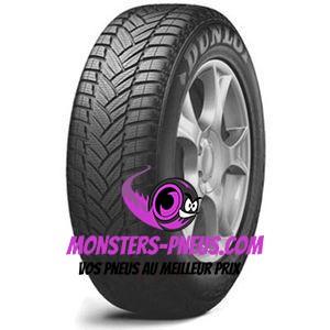 Pneu Dunlop Grandtrek WT M3 275 55 19 111 H Pas cher chez Monsters Pneus
