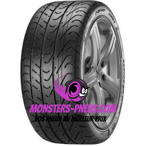 Pneu Pirelli Pzero Corsa Asimmetrico 345 35 19 110 Y Pas cher chez Monsters Pneus