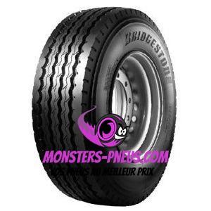 Pneu Bridgestone R168 285 70 19.5 150 J Pas cher chez Monsters Pneus