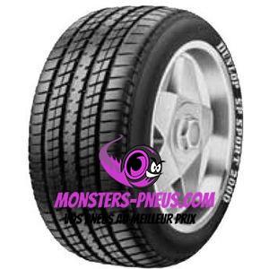 Pneu Dunlop SP Sport 2000 245 60 16 108 H Pas cher chez Monsters Pneus