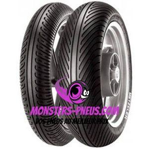 Pneu Metzeler Racetec Rain 120 75 420   Pas cher chez Monsters Pneus