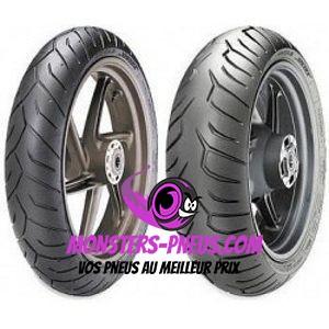 Pneu Pirelli Diablo Strada 180 55 17 73 W Pas cher chez Monsters Pneus