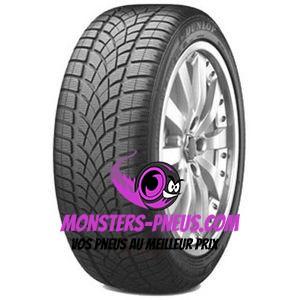 Pneu Dunlop SP Winter Sport 3D 235 50 18 101 H Pas cher chez Monsters Pneus