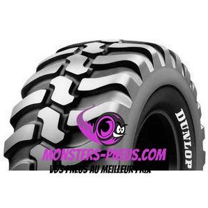 Pneu Dunlop SP T9 EM 365 70 18 146 A2 Pas cher chez Monsters Pneus