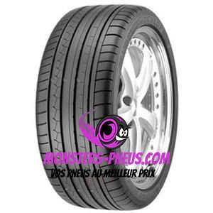 pneu auto Dunlop SP Sport Maxx GT pas cher chez Monsters Pneus