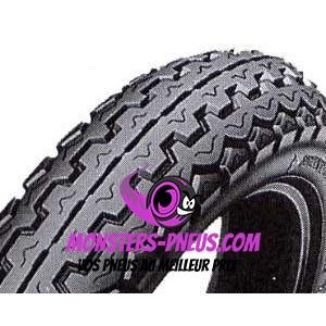 Pneu Dunlop K81 TT100 3.6 0 19 52 H Pas cher chez Monsters Pneus
