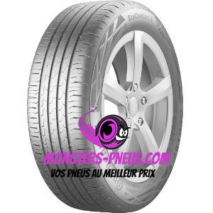 pneu auto Continental EcoContact 6 pas cher chez Monsters Pneus