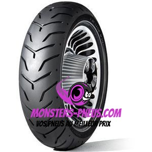 Pneu Dunlop D407 240 40 18 79 V Pas cher chez Monsters Pneus