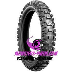 Pneu Bridgestone Moto Cross M404 70 100 10 38 M Pas cher chez Monsters Pneus