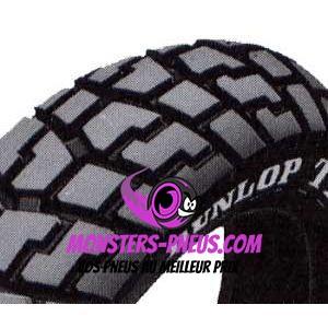 Pneu Dunlop Trailmax 80 90 21 48 S Pas cher chez Monsters Pneus