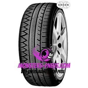 Pneu Michelin Pilot Alpin PA3 285 40 19 103 V Pas cher chez Monsters Pneus