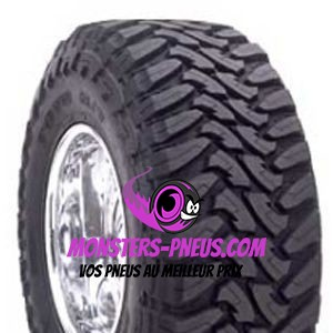 Pneu Toyo Open Country M/T 37 13.5 24 120 P Pas cher chez Monsters Pneus