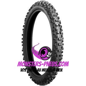 Pneu Bridgestone Moto Cross M203 60 100 14 30 M Pas cher chez Monsters Pneus