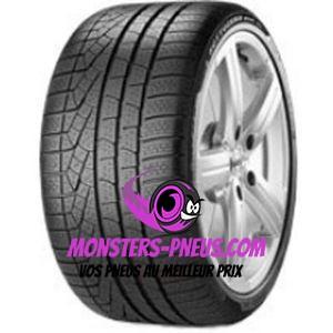 Pneu Pirelli W210 Sottozero Serie II 205 65 17 96 H Pas cher chez Monsters Pneus