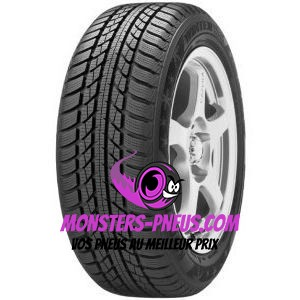 Pneu Kingstar Winter Radial SW40 155 80 13 79 T Pas cher chez Monsters Pneus