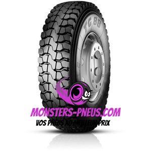 Pneu Pirelli TG88 325 95 24 162 K Pas cher chez Monsters Pneus