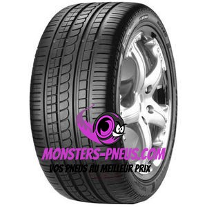 Pneu Pirelli Pzero Rosso Asimmetrico 315 30 18   Pas cher chez Monsters Pneus