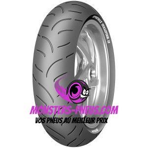 Pneu Dunlop Sportmax Qualifier II 120 65 17 56 W Pas cher chez Monsters Pneus