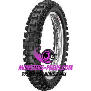 Pneu Dunlop Geomax MX51 70 100 17 40 M Pas cher chez Monsters Pneus