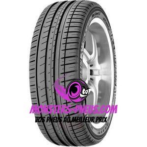 Pneu Michelin Pilot Sport 3 225 40 19 93 Y Pas cher chez Monsters Pneus