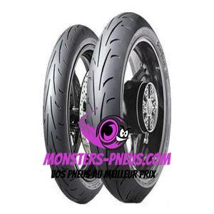 Pneu Dunlop Sportmax Sportsmart 180 60 17 75 W Pas cher chez Monsters Pneus
