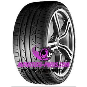 pneu auto Bridgestone Potenza S001 pas cher chez Monsters Pneus