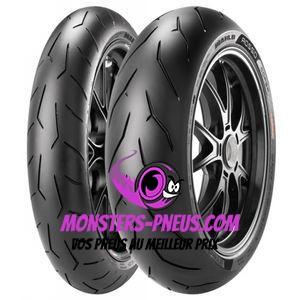 Pneu Pirelli Diablo Rosso Corsa 200 55 17 78 W Pas cher chez Monsters Pneus