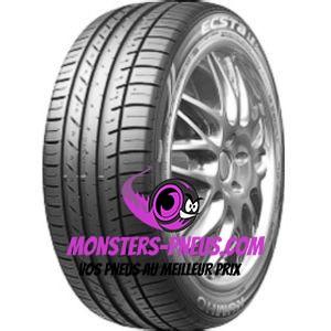 Pneu Kumho Ecsta LE Sport KU39 275 45 18 103 Y Pas cher chez Monsters Pneus