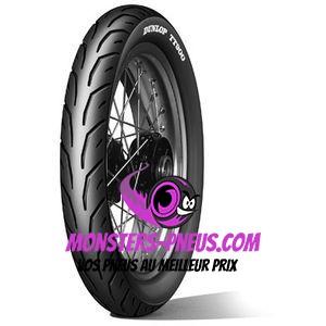 Pneu Dunlop TT900 2.5 0 17 43 P Pas cher chez Monsters Pneus