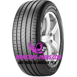 Pneu Pirelli Scorpion Verde 275 50 20 109 W Pas cher chez Monsters Pneus