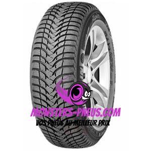Pneu Michelin Alpin A4 195 50 15 82 T Pas cher chez Monsters Pneus