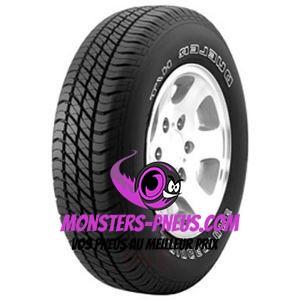 Pneu Bridgestone Dueler H/T 684 205 65 16 95 T Pas cher chez Monsters Pneus