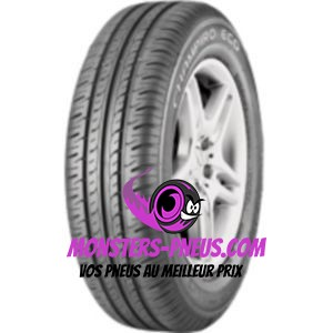 Pneu GT-Radial Champiro ECO 145 80 13 75 T Pas cher chez Monsters Pneus