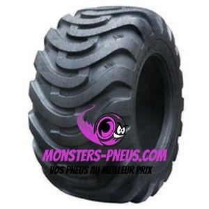 Pneu Alliance 343 Forestar 710 40 22.5 152 A8 Pas cher chez Monsters Pneus