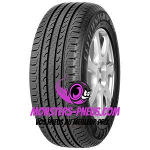 pneu auto Goodyear Efficientgrip SUV pas cher chez Monsters Pneus