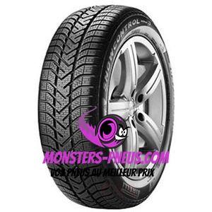 Pneu Pirelli W210 Snowcontrol Serie 3 195 55 16 91 H Pas cher chez Monsters Pneus