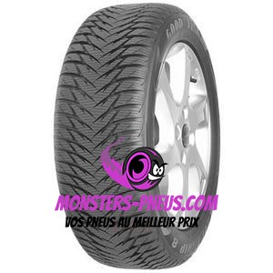 Pneu Goodyear Ultra Grip 8 175 70 14 88 T Pas cher chez Monsters Pneus