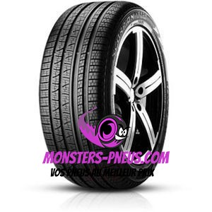Pneu Pirelli Scorpion Verde ALL Season 235 55 17 99 V Pas cher chez Monsters Pneus
